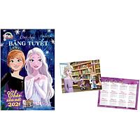 Công Chúa - Số 127+128 - Tạp Chí Thế Giới Tuổi Thơ (Tặng Kèm:  Lịch Frozen 2021)