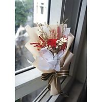 Bông hoa nhỏ- Hộp hoa khô tự nhiên- Quà tặng 8/3,valentine
