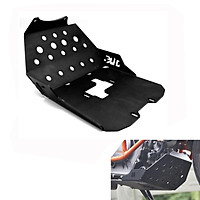 Aluminum Motorcycle Engine Guard Protector Skid Plate For KTM DUKE 390 13-16