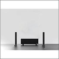 Loa Bluetooth REMAX Tris Series Home Theatre Sound Bar RTS-20 Wireless subwoofer - Hàng nhập khẩu