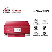 Máy in phun đa chức năng Canon TS8370- Hàng chính hãng