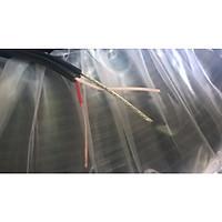 Cáp viễn thông 2 lõi cứng có cường lực 500m