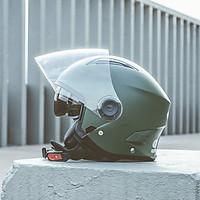 Mũ bảo hiển cao cấp SUNDA 617 2 kính - phù hợp với người có size đầu lớn