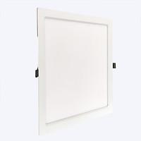 Đèn LED âm trần vuông siêu mỏng 20w ENA