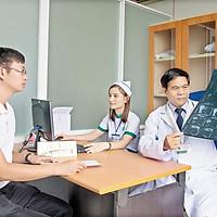 Gói khám sức khỏe tiêu chuẩn quý ông Bệnh viện đa khoa Medic Bình Dương
