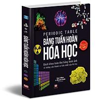 Bảng Tuần Hoàn Hóa Học - Sách Hóa học ( tặng lót chuột bảng tuần hoàn )