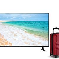 Smart Tivi Samsung 4K 65 inch UA65RU8000 -Tặng vali thời trang -  Hàng Chính Hãng