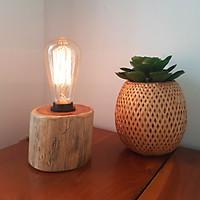 Đèn gỗ để bàn – Đèn trang trí | L10