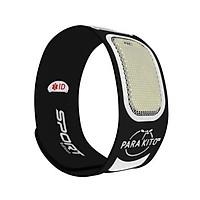 Sản phẩm Chống muỗi PARA'KITO™ kèm vòng đeo tay thể thao cá tính Màu Đen / Sport Band Black