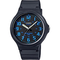 Đồng hồ nam dây nhựa Casio MW-240-2BVDF