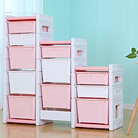 Tủ nhựa, kệ đa năng 3 khối 11 ngăn đựng đồ chơi, sách truyện, đồ dùng cho bé Holla. Khay chứa đồ có thể tháo lắp dễ dàng - Hàng chính hãng