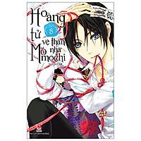 Hoàng Tử Vệ Thần Nhà Momochi - Tập 8 - Tặng Kèm Postcard