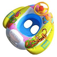 Phao Bơi Chống Lật Trẻ Em Sportslink Mẫu Pooh SEA-700 (70 x 75 cm)