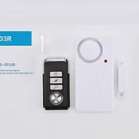 Thiết bị báo động mở cửa, chống trộm cao cấp, lắp đặt dễ dàng, gọn nhẹ M03R ( Tặng kèm pin )