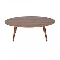 Bàn Sofa Oval BizSofa - BSN - 01 120x55x35 cm