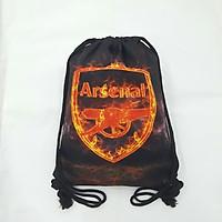 Balo dây rút Football TROY FB in logo câu lạc bộ bóng đá Arsenal