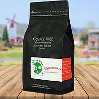 Cà phê bột 100% nguyên chất truyền thống số 3 Coffee Tree 500gr thơm ngon, đậm đà, gu mạnh (Cà phê)