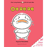 Tủ Sách Ehon: Chơi Cùng Momo - Chú Bé Quả Đào: Oa Oa Oa (Tái Bản 2020)