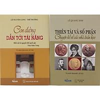 Combo Sách Thiên Tài Và Số Phận + Con Đường Dẫn Tới Tài Năng (2 Cuốn)