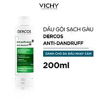 Dầu Gội Ngăn Ngừa Gàu Dành Cho Da Đầu Nhạy Cảm Vichy DT ANTIPEL CHUTE 200ml - 100891276