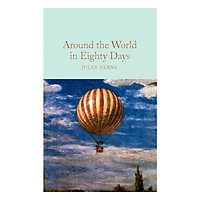 Macmillan Collector's Library: Around the World in Eighty Days (Hardcover)