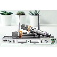 Micro không dây Shure UGX8 II hàng nhập khẩu