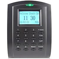 Máy Chấm Công Bằng Thẻ Cảm Ứng SC103 ( Tích hợp kiểm soát cửa & đầu đọc phụ) - Hàng chính hãng