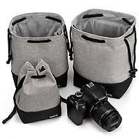Túi đựng máy ảnh thời trang 3 lớp BN-H006 BNH008 - Oz120