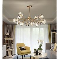 Đèn chùm pha lê ZONE trang trí nội thất hiện đại