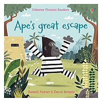 Usborne Ape's great escape