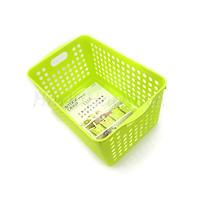 Rổ nhựa đựng đồ đa năng Inomata 4 màu (Cỡ lớn) - Hàng nội địa Nhật