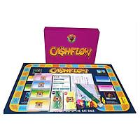 Bộ trò chơi Tài Chính CashFlow 101 Việt Hóa - Game dạy con làm giàu cash flow Robert Kiyosaki
