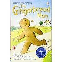 Usborne The Gingerbread Man +CD