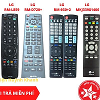 REMOTE TV LG CÁC LOẠI
