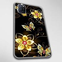 Ốp lưng dành cho Oppo A52, Oppo A92 mẫu Hoa bướm vàng