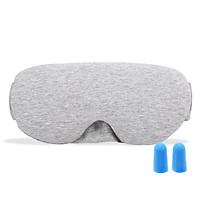 Cotton Sleep Eye Mask Light Blocking Sleep Mask Soft Eye Blindfold Eye Shade Cover for Sleep Travel