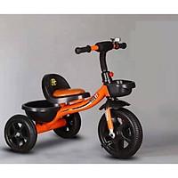 {trợ giá} xe đạp ba bánh yên da có giỏ cho bé từ 2-6tuổi