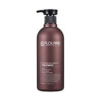 Dầu xả nuôi dưỡng tóc Floland Premium Silk Keratin Treatment