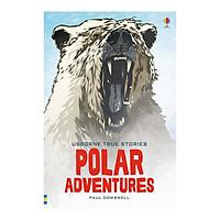 Usborne True Stories Polar Adventures