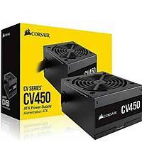 Nguồn máy tính Desktop Corsair CV450 450W 80 Plus Bronze CP-9020209-NA - Hàng Chính Hãng
