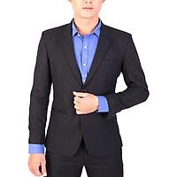 Áo Khoác Vest Nam Kaki Phong Cách Hàn Màu Đen Thời Trang - TC04056
