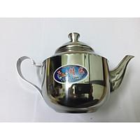 Bình lọc trà inox có lõi lọc 11cm bằng inox mới 2020