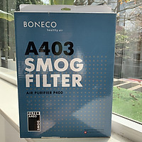 Bộ lọc Khói Thuốc Lá BONECO A403