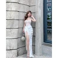 Đầm body dự tiệc cúp ngực TRIPBLE T DRESS - Size M/L(kèm ảnh/video thật)MS285V