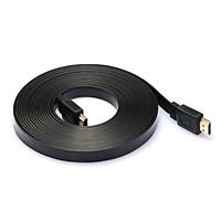 Dây HDMI 2 đầu dẹt 3m AZONE