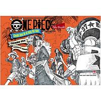 Tiểu Thuyết One Piece - Chuyện Chưa Kể Về Băng Mũ Rơm