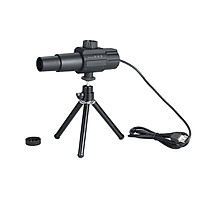 USB Smart Digital Telescope Monocular 2MP 70X Zooming Magnification Adjustable Scalable Camera with Tripod Stand for