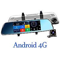 Camera Hành Trình Android Ốp Gương Cảm Ứng 7 Inch AT-03