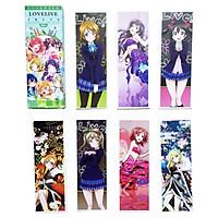 Bộ 36 Thẻ Đánh Dấu Trang Sách Bookmark Anime Love Live! School Idol Project