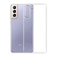 Ốp lưng chống sốc trong suốt siêu mỏng cho Samsung Galaxy S21 hiệu Likgus Crashproof giúp chống chịu mọi va đập - hàng nhập khẩu